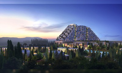 City of Dreams Mediterranean on Track to Open in Summer 2022