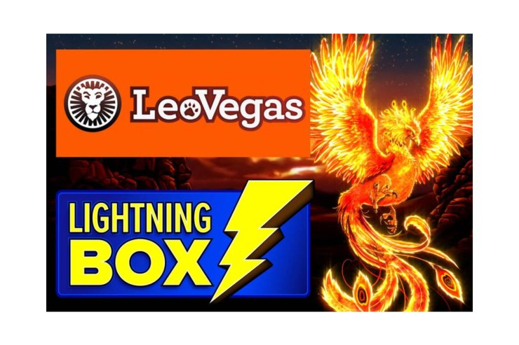 Lightning Box launches Phoenix Coins exclusively with LeoVegas