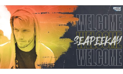 Rix.GG is proud to announce Seapeekay as its newest content creator