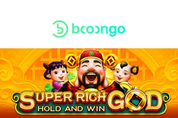 Booongo unveils latest Hold and Win title Super Rich God
