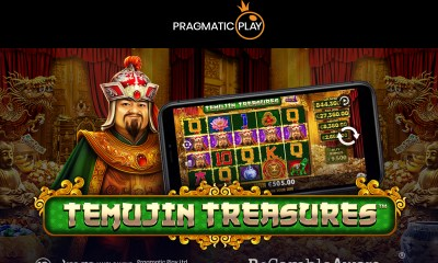 Pragmatic Play Conquers New Heights in Temujin Treasures