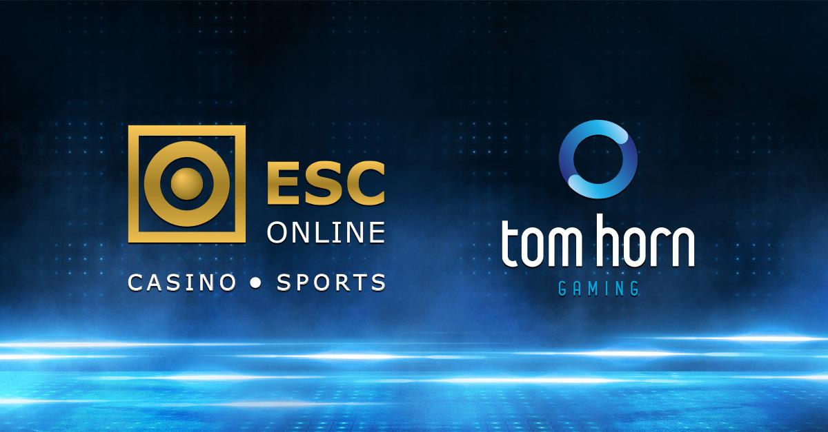 Tom Horn Gaming menyegel pertumbuhan Portugis melalui ECS Online