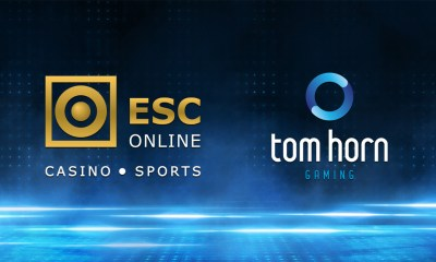 Tom Horn Gaming seals Portuguese growth via ECS Online