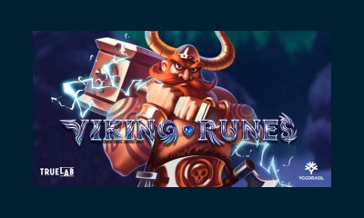 Yggdrasil and TrueLab launch riches-filled quest in latest YG Masters title Viking Runes