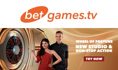 BetGames.TV re-invents Wheel of Fortune