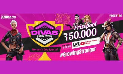 game.tv launches new campaign #GrowingStronger to encourage growing female gamers in India this International Women's day