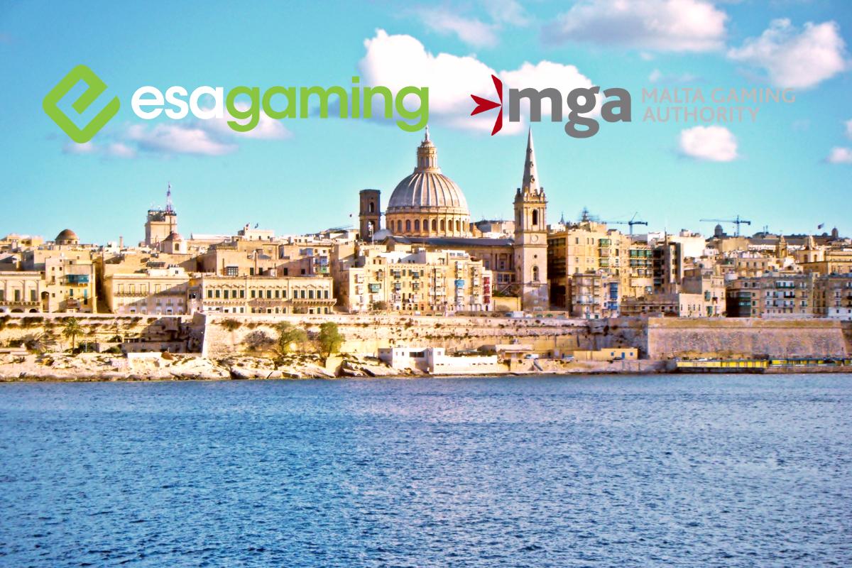 ESA Gaming secures landmark Malta supplier licence