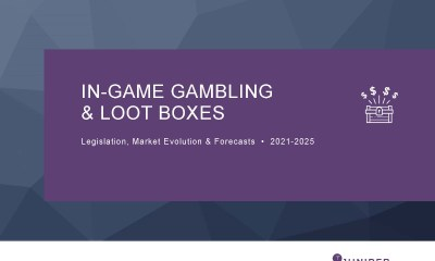 Video Game Loot Boxes to Generate over $20 Billion in Revenue by 2025, but Tightening Legislation Will Slow Growth