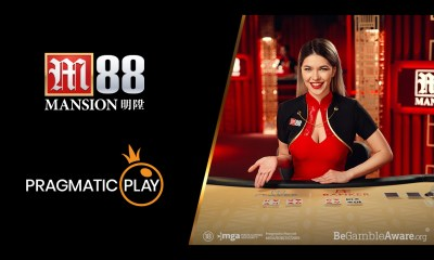 PRAGMATIC PLAY SMASHES M88 DEDICATED LIVE CASINO STUDIO LAUNCH