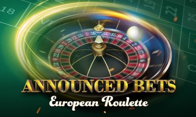 EUROPEAN ROULETTE. ANNOUNCED BETS_new game by Tom Horn Gaming