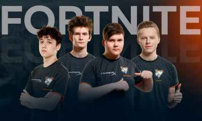 Virtus.pro is leaving Fortnite