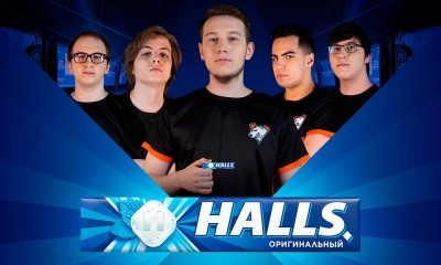 Halls and Virtus.pro announce partnership