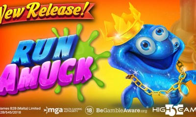 """High 5 Games unleashes exclusive new slot: """"Run Amuck"""""""