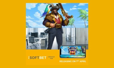 iSoftBet unveils first Cluster Pays title Sea of Riches