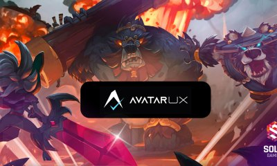 Solid Gaming signs new agreement with Avatar UX