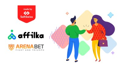 Affilka by SoftSwiss launches with ArenaBet