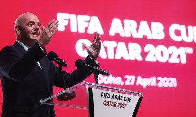 Draw sets the stage for an exciting FIFA Arab Cup Qatar 2021™