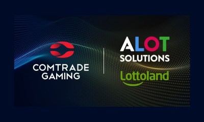 Comtrade Gaming and ALOT Solutions Enter Strategic Partnership