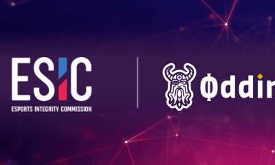 Oddin joins Esports Integrity Commission
