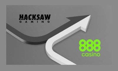 888 expands casino offering with Hacksaw Gaming