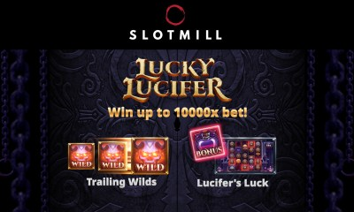 Slotmill's First Feature Buy Slot Lucky Lucifer to be Released on the 19th of April