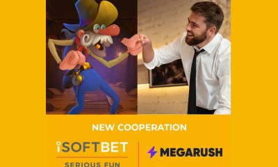 iSoftBet takes GAP offering live with MegaRush Casino