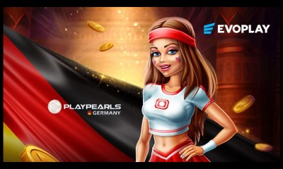 Evoplay burnishes German market credentials with PlayPearls