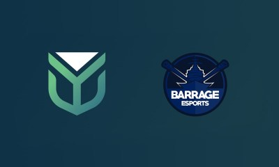 Resolve Acquires Barrage Esports