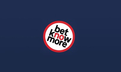 BetKnowMore Launches Charity Initiative to Fill Gambling Disorder Support Gap