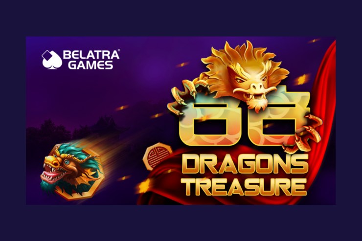 Belatra releases explosive slot 88 Dragons Treasure
