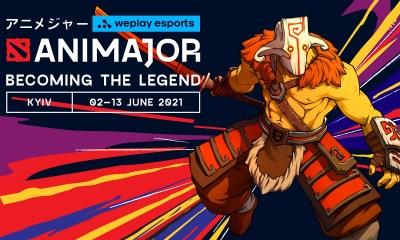 WePlay AniMajor is the next DPC Major event