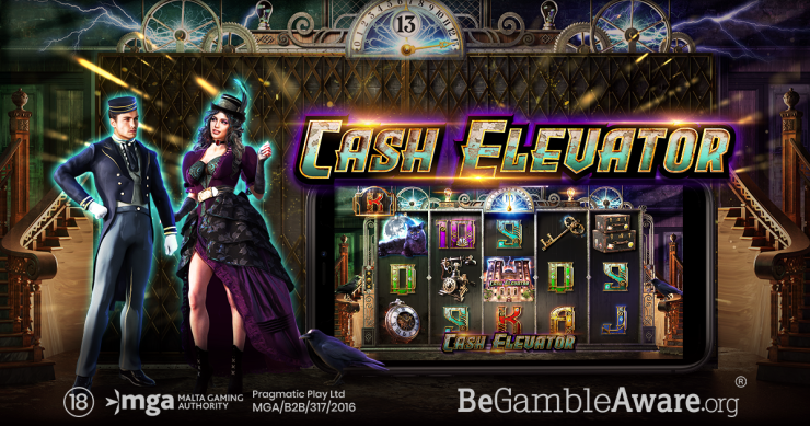 Pragmatic Play Partners With Reel Kingdom for Feature-rich Cash Elevator