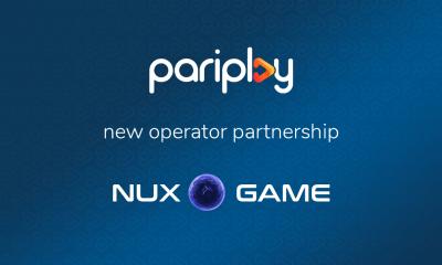 Pariplay titles live on NuxGame platform