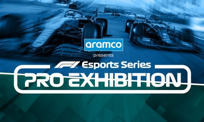 Record-breaking participation in F1® Esports Series qualification as new campaign begins with Pro Exhibition