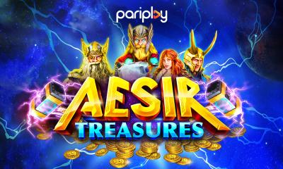 Norse gods rule the reels in Pariplay's latest title Aesir Treasures