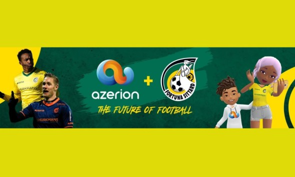 Azerion and Fortuna Sittard join forces to create the future of digital football