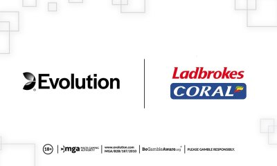 Evolution go-live for Ladbrokes, Coral and Gala in the UK