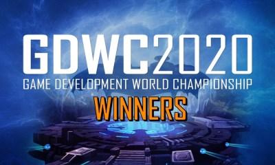 The Game Development World Championship 2020 Winners!