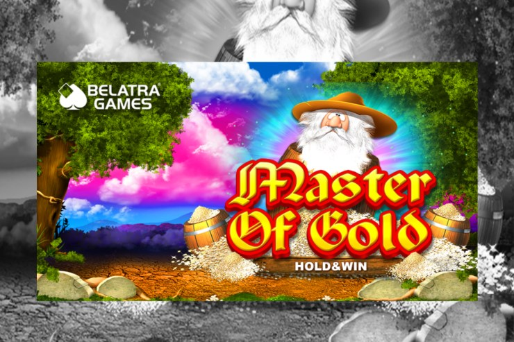Belatra enriches slots portfolio with Master of Gold