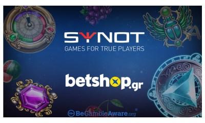 Betshop.gr Deepens Synot Games Greek Presence