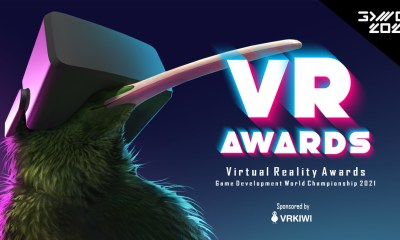 Virtual Reality Awards Launched!
