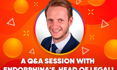 A Q&A session with Endorphina's Head of Legal!