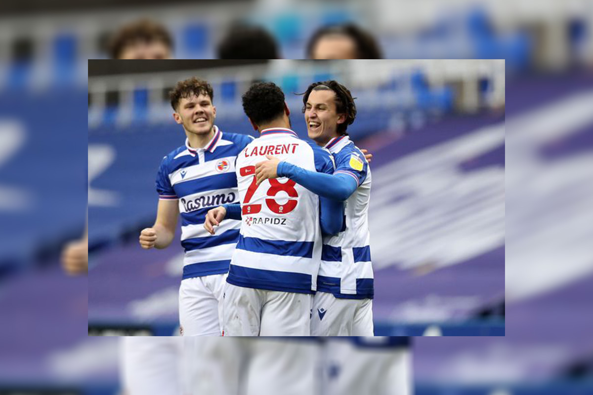Reading FC Partners with Rival
