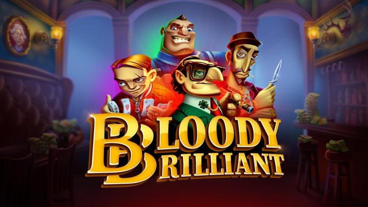 Evoplay meluncurkan film thriller bayangan di Bloody Brilliant