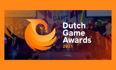 Dutch Game Awards on Oct 7!