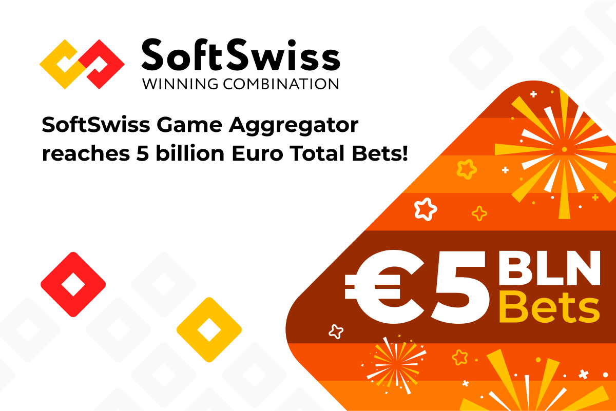 SoftSwiss Reaches Record 5 Billion Euro Total Bets