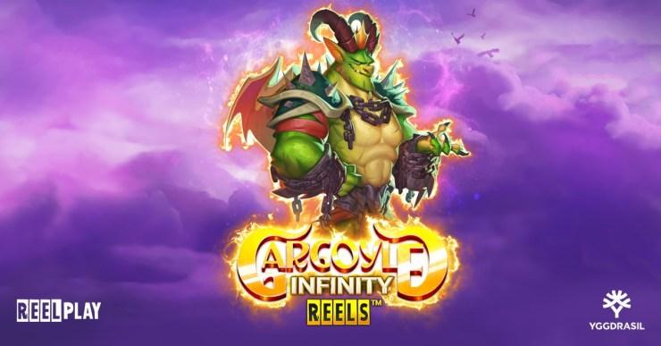 Yggdrasil dan ReelPlay merilis kolaborasi terbaru Gargoyle Infinity Reels™