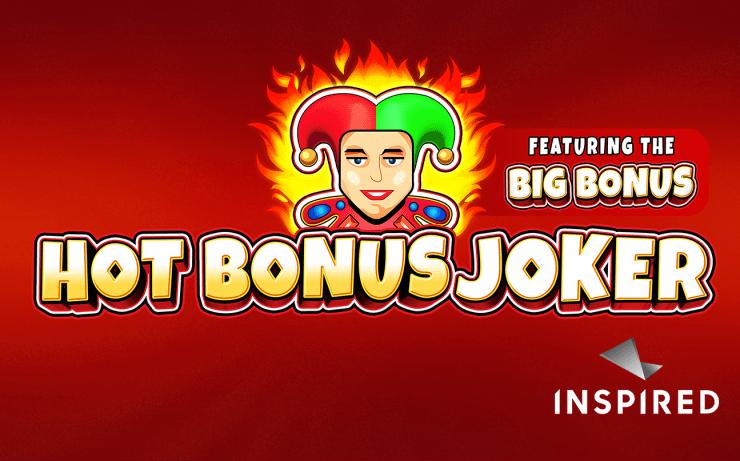 Inspired Meluncurkan Hot Bonus Joker, Game Slot Online & Seluler Bertema Joker Klasik