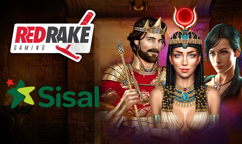 Red Rake Gaming increase Italian footprint with market leader SISAL.IT