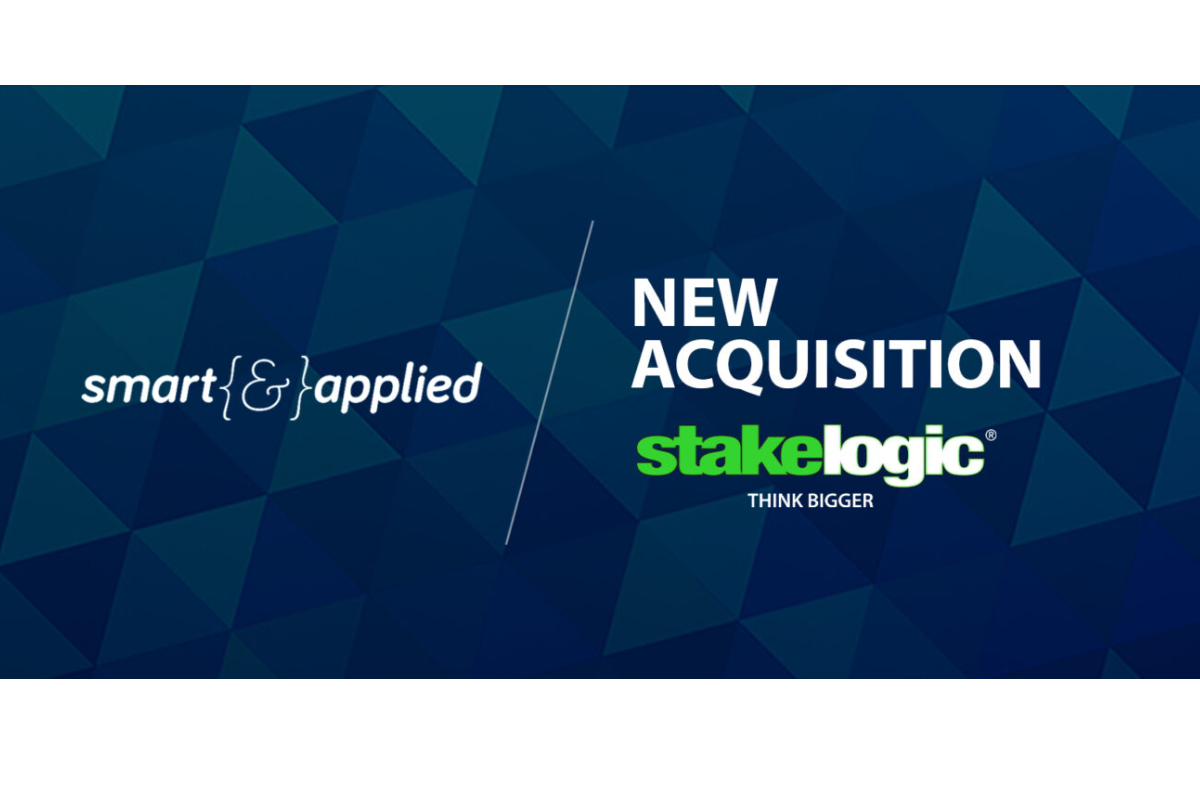 Stakelogic acquires Smart&Applied